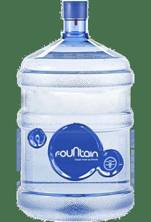 Питьевая вода «Фоунтейн» 19 литров