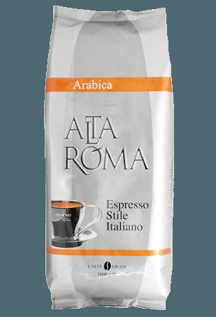 Alta Roma Arabica, Альта Рома Арабика, кофе в зернах, зерновой кофе