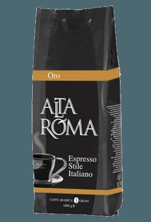 Alta Roma ORO, кофе в зернах, 1кг.