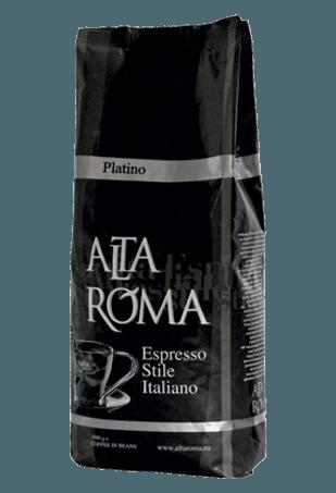 Кофе в зернах Alta Roma Platino, 1кг
