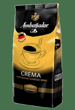 кофе в зернах, Амбасадор Крема, Ambasador Crema