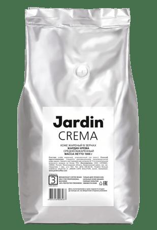 Кофе Jardin Crema, 1кг
