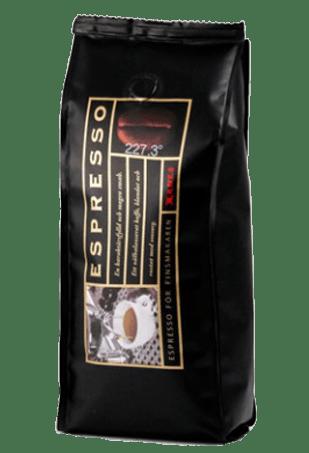кофе в зернах, KAHLS Espresso, арабика и робуста