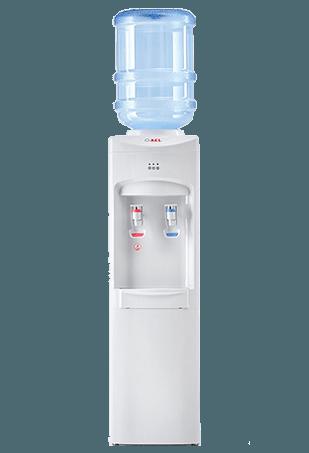 кулер для питьевой воды, кулер напольный, кулер в офис, LC-AEL-350,двухкамерный кулер