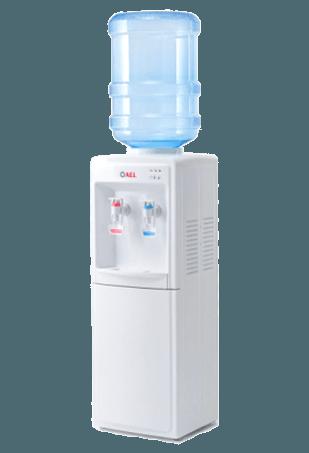 кулер для воды, LC-AEL-352, напольный кулер, кулер с компрессорным охлаждением, кулер в офис