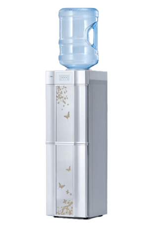 кулер для воды, кулер напольный, кулер с холодильником, LC-AEL-600b