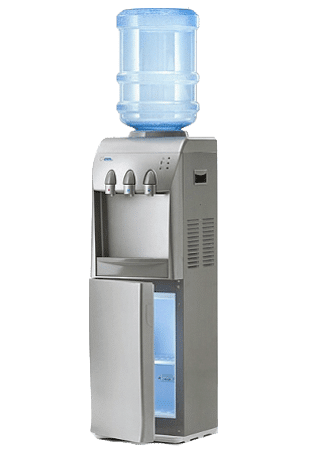 Кулер для питьевой воды MYL31S-B silver