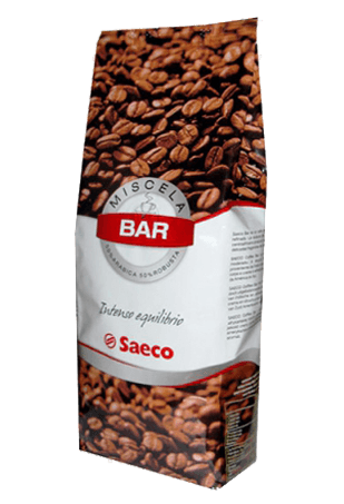 кофе в зернах, Саеко Бар. Saeco Bar
