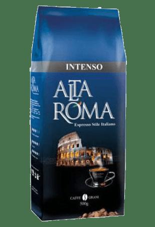 Alta Roma Intenso, Альта Рома Интенсо, кофе в зернах