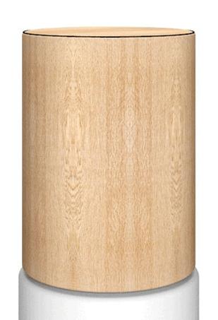 Чехол декоративный на бутыль 19 литров, wood 12-07 Oak1