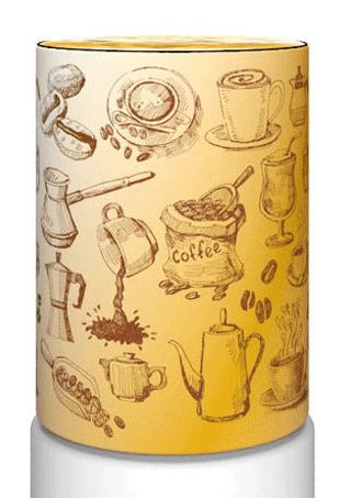 Чехол для бутыли, art12-08 CoffeBreak1