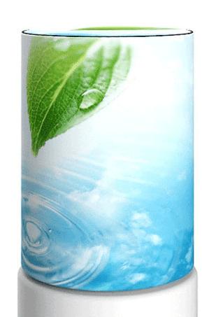 Чехол для бутыли, nature12-07 Leave