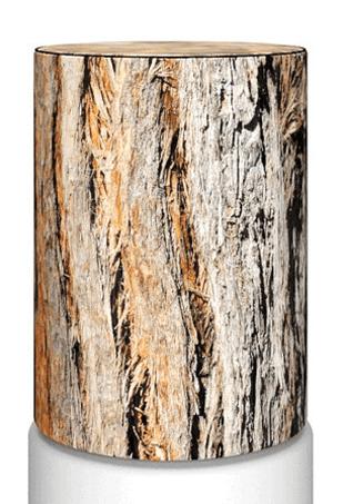 Чехол для бутыли, wood12-03 Bark