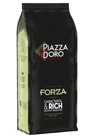 Piazza D'Oro Forza, Пьяцца Доро Форца, кофе в зернах, арабика 100%