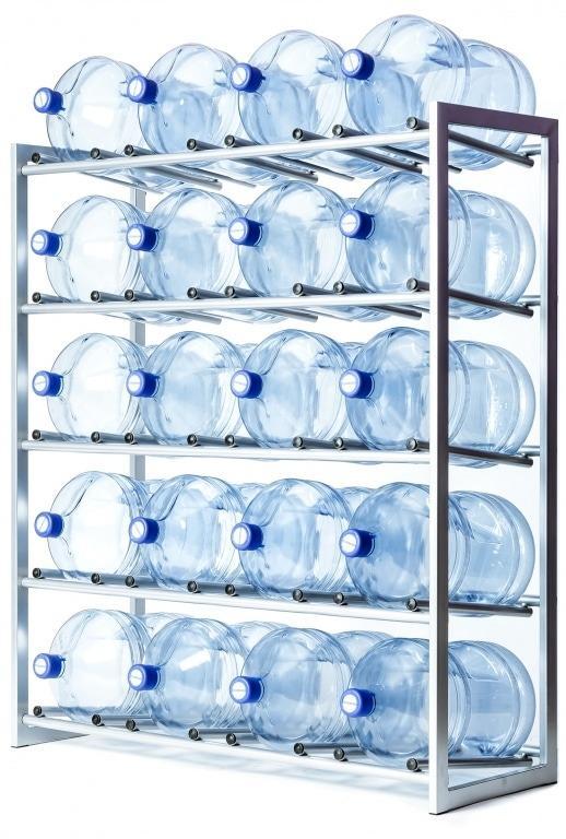 Стеллаж для бутылей Редут-20