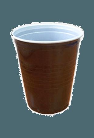 Пластиковый стакан для кофейных автоматов Dopla, 166 мл.