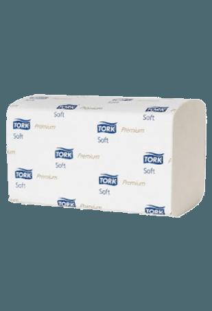 Полотенца бумажные Tork Premium Zigzag, 100278