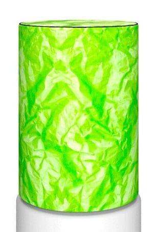 Чехол на 19 литровую бутыль - Зеленая бумага, из коллекции АРТ.