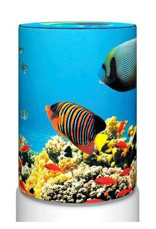 Декоративный чехол на бутыль, aqua12-04 CoralReef 3