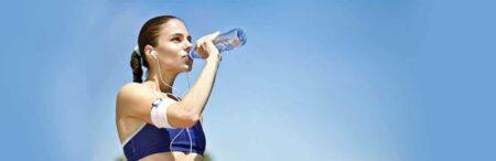 Вода и физические упражнения