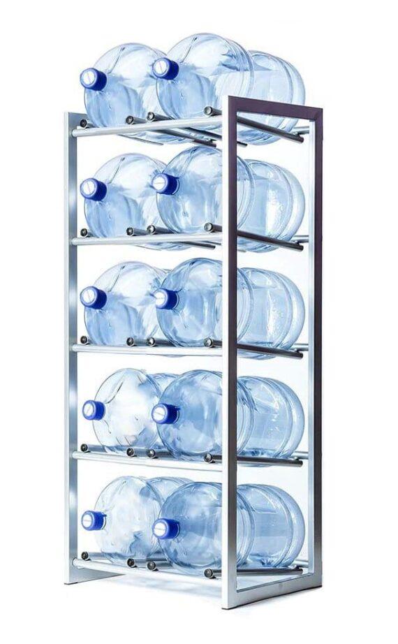 Стеллаж для бутылей Редут-10