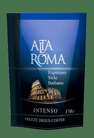 Alta Roma Intenso, растворимый кофе, 170 г