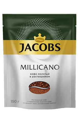 Jacobs Monarch Millicano