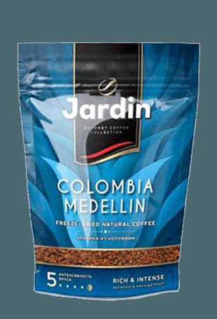 Jardin Colombia Medellin, растворимый кофе, 150 г