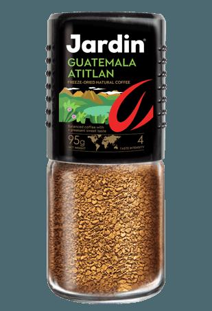 Jardin Guatemala Atitlan, кофе растворимый, 95 г