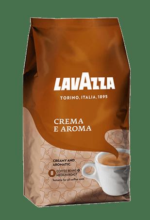 Lavazza Crema e Aroma, кофе в зёрнах, 1 кг