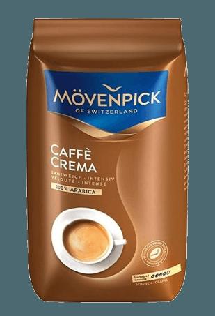 Movenpick Caffe Crema, кофе в зёрнах, 500 г