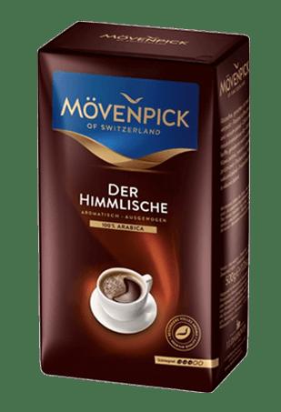Movenpick Der Himmlische, молотый кофе, 500 г