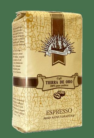 Tierra De Oro Espresso, кофе молотый, 453 г