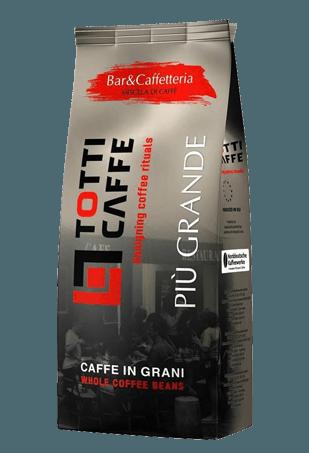 Totti Piu Grande, кофе в зёрнах, 1 кг