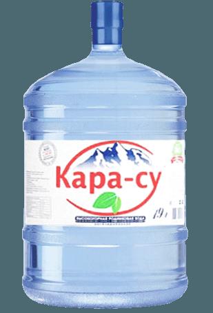 доставка воды, вода для кулера, вода кара-су, вода 19 литров