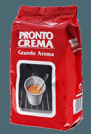 Lavazza Pronto Crema, кофе в зёрнах, 1 кг.