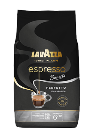 Lavazza Espresso Barista Perfetto, кофе в зёрнах, 1 кг