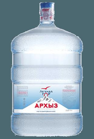 Минеральная питьевая вода «Легенда гор АРХЫЗ»