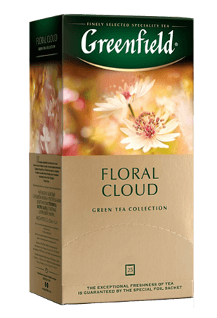 Чай Greenfield Floral Cloud оолонг, 1,5*25