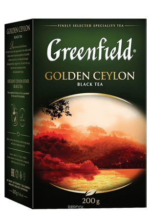 Greenfield Golden Ceylon