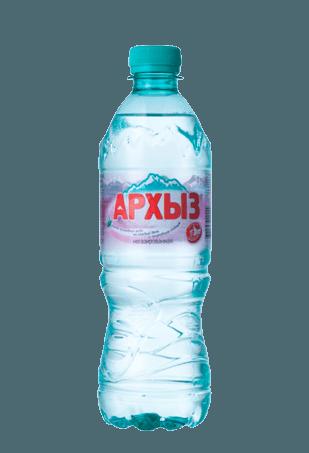 Вода Архыз негазированная 0,5л, 12шт