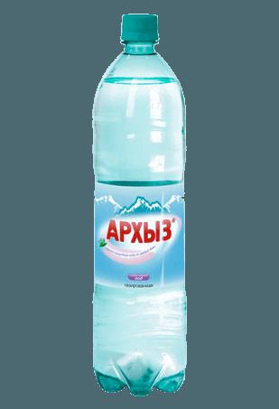 Вода Архыз негазированная 1,5л, 6шт