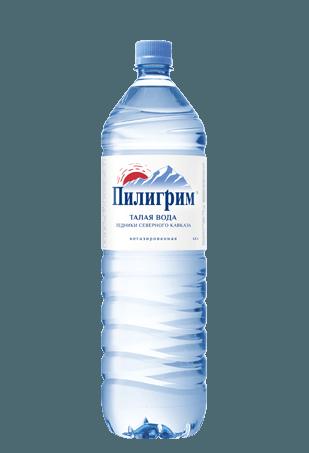 Вода «Пилигрим» негазированная, 1,5л