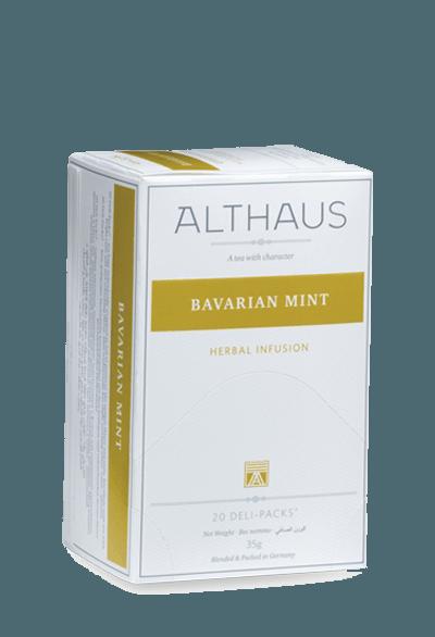 Чай Althaus Bavarian Mint Deli Pack, 20*1.75