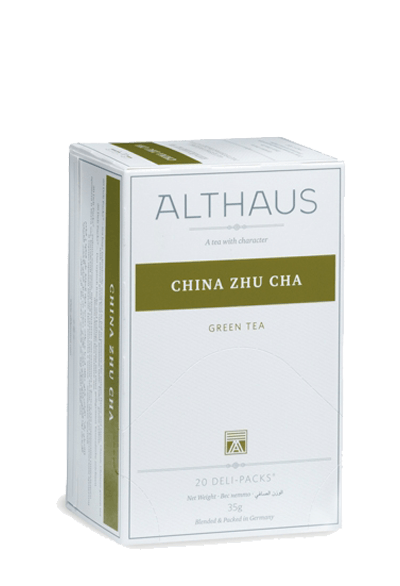Чай Althaus China Zhu Cha Deli Pack, 20*1.75