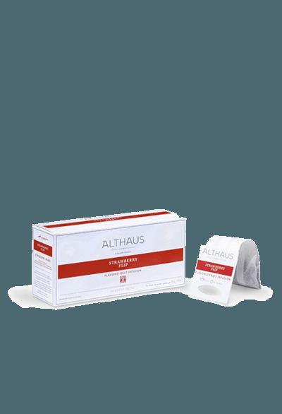 Чай фруктовый Althaus Strawberry Flip Grand Pack, 20*4