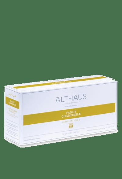 Чай травяной Althaus Fancy Chamomile Grand Pack, 15*3,5
