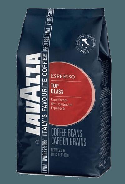 Lavazza Top Class, кофе в зернах, 1 кг