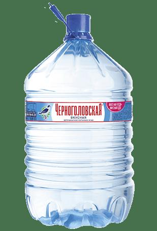 Артезианская вода «Черноголовская» первой категории 19 литров