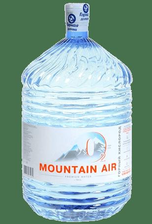 Вода Mountain Air одноразовая 19л